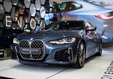 U Srbiji je predstavljen novi BMW Serije 4