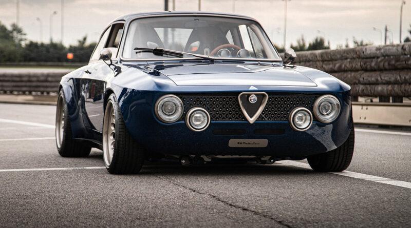 Da li je ova Alfa Romeo Giulia najlepši električni automobil na svetu?